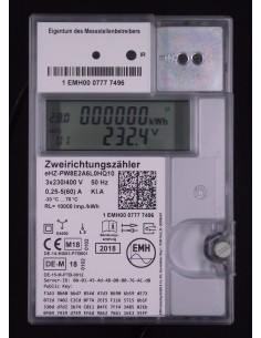 EMH eHZ-PW8E2A6L0HQ10